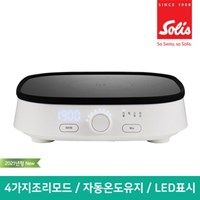 솔리스 컴팩트 1구 IH인덕션 전기렌지/전기레인지 SIC6101
