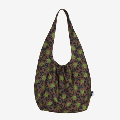Gwanyu Shoulderbag-Old grace flowers