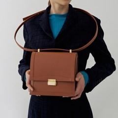 Brick square bag (Maple brown)
