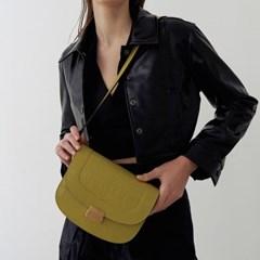 Brick classic bag (Croc lime)