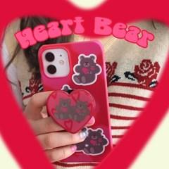 [뮤즈무드] Heart Bear tok (스마트톡)