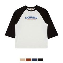 루즈핏 라글란 7부 티셔츠_SPLW938G06