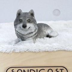 [전시상품 50%] 샌디캐스트 늑대 WOLF (LYING) OS300
