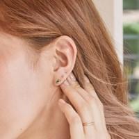 14K 디 이블아이 귀걸이 & 피어싱 [3 type] (한쪽)