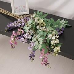 프라임뉴등꽃가지 110cm 조화 인테리어 소품 FAIAFT