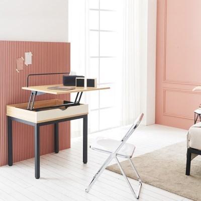 채우리 라몽 800 리프트 스탠딩 책상,테이블