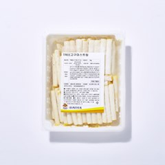 리얼방탄 찢어먹는 스트링치즈 1kg 고구마