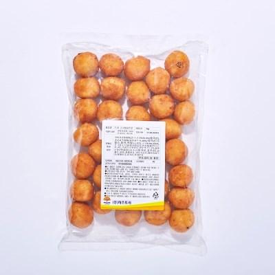 리얼방탄 치즈볼 1kg 고구마