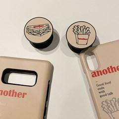 어나더 케이스+버튼톡(set)