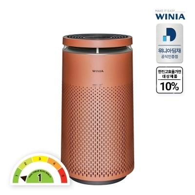 (전국무료배송) 위니아 1등급 공기청정기 WPA30E0TPCCP 100.2㎡