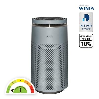 (전국무료배송) 위니아 1등급 공기청정기 WPA30E0TPDBP 100.2㎡