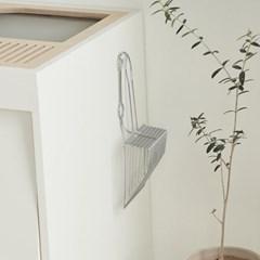 메탈 고양이 모래삽 4mm 마레 화장실 배변 용품 모래 스_(1420762)