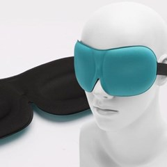 3D수면안대 3D 설계로 눈이 편안함 빛차단 여행 필수