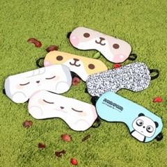 정품 캐릭터 수면안대 디자인 6종 중 선택