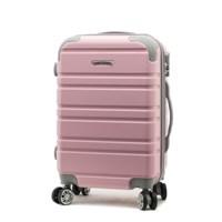 에다스 EA-101 20인치 핑크 ABS 기내용 여행가방