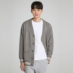 [데일리지] 유니 루즈핏 가디건 (솔리드/배색)_SPCKB11C03