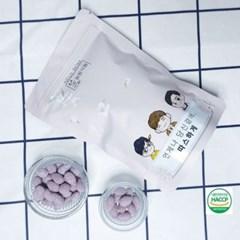 늘봄 블루베리 씨즈닝 아몬드 250g