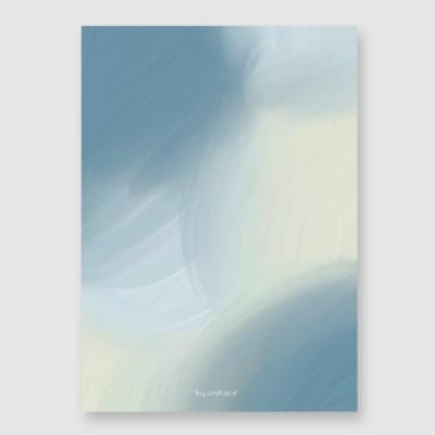 가을녘 A3 포스터