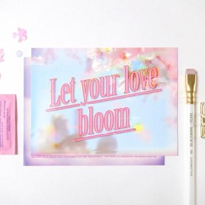 Television Postcard_Bloom
