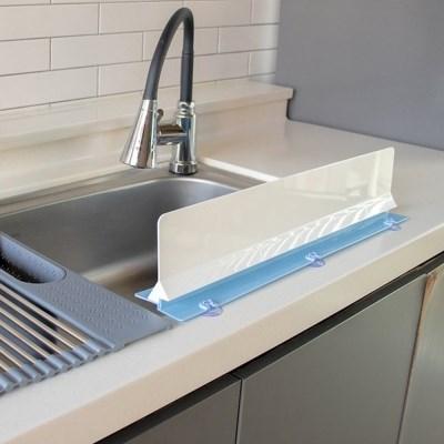 지빈 수세미통있는 설거지물막이