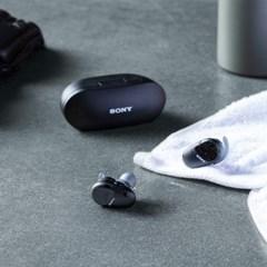 소니 노이즈캔슬링 무선이어폰 WF-SP800N