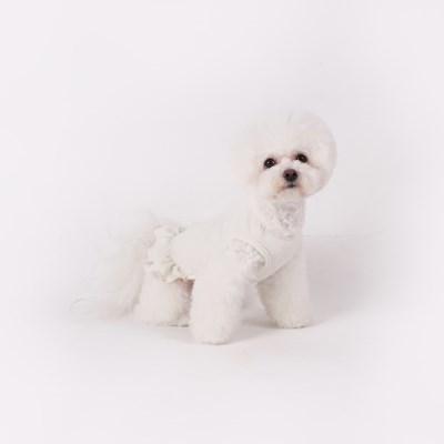 [O.코튼 원피스]Cotton OPC_White
