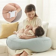 이몽 EPP 달숨 밀착형 수유쿠션(손목통증 완화 설계, 역류방지)