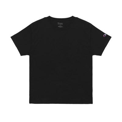 CHAMPION 챔피온 T425 BK 티셔츠 블랙
