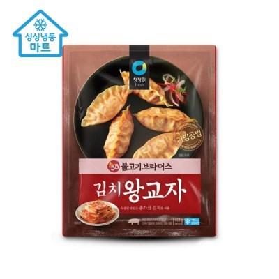 [싱싱냉동마트]대상 불고기브라더스 종가집김치왕교자 4_(12051742)