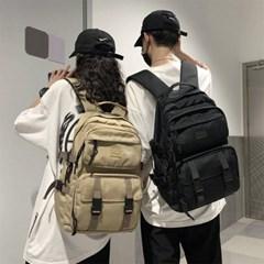 남자 여자 공용 커플 데일리백 학생가방 빈티지 백팩