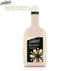 다빈치 화이트 초콜렛 소스 2.6kg (2L)_(2640678)