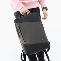 남자 여자 남녀공용 멀티수납 가벼운 심플 여행용 출장 백팩
