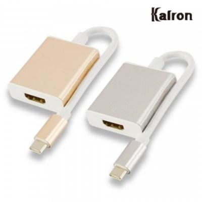 칼론 KC-HG01 고화질 TV 모니터 C타입 HDMI 변환케이블_(1823766)