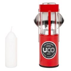 유코 오리지널 캔들 랜턴 키트 V2 - 레드