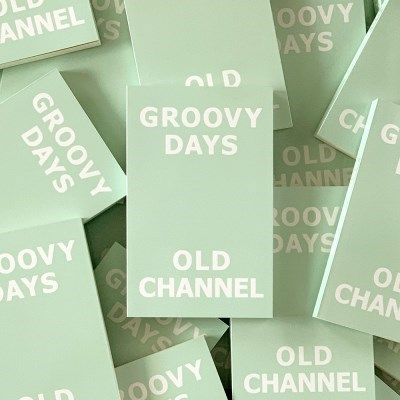 GROOVY DAYS DIARY - Mint