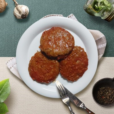 소고기 스테이크 키치아토레맛(100g) x 10팩