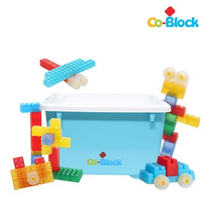 [Co Block] 레인보우코블록 140pcs