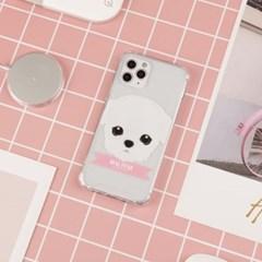 맥세이프 퍼피 디자인 케이스 아이폰 갤럭시 전기종