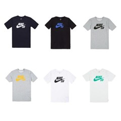 [1+1]나이키 남여공용 SB 드라이핏 로고 티셔츠 821946 기획전