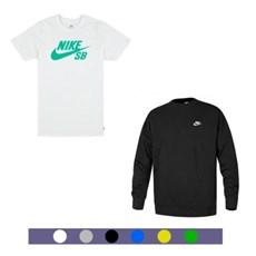 [1+1][봄시즌 얼리버드]나이키 남여공용 로고 티셔츠 82