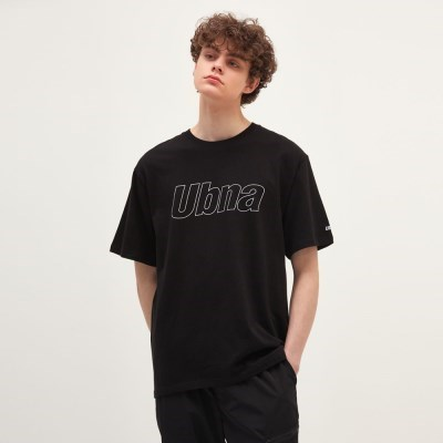 Outline UBNA Logo T-Shirt (4 Colors)