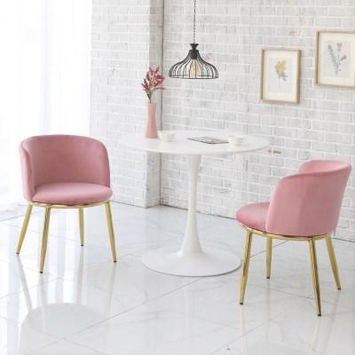 준우드 피렌체 원형 테이블 화이트 식탁 테이블 5사이즈