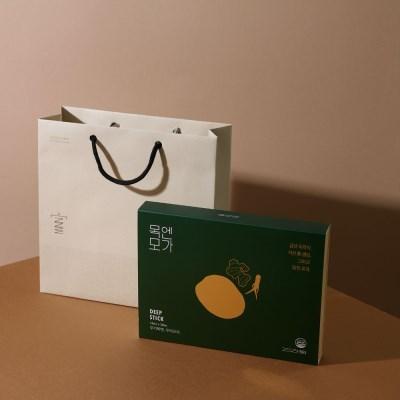 목엔모가 모과발효진액 선물세트 12ml x 30포 (쇼핑백_(2070322)