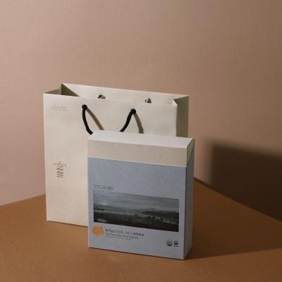 흑마늘과모과 선물세트 12ml x 30포 (쇼핑백 포함)_(2070321)