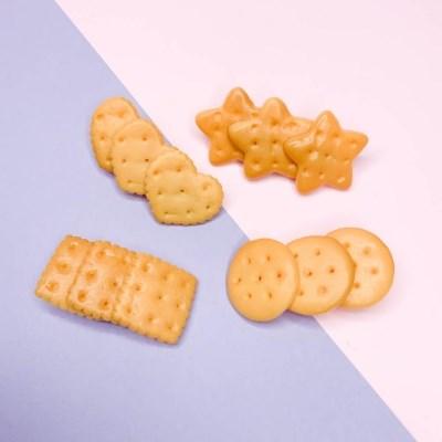 [맙소사잡화점] 비스킷 헤어핀 4종 세트
