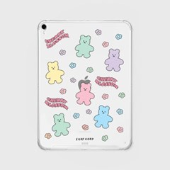 Blossom bear friends(아이패드-투명)_(1881655)