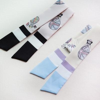 벌룬 페스티벌 트윌리 스카프 (2 colors)