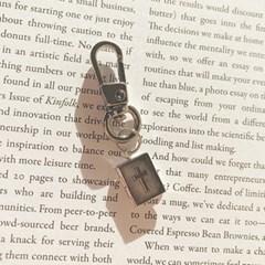 [프롬구원] Silver 3D Bible , 키링
