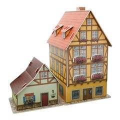 우드락 입체퍼즐 - 영공방 독일집과 카페