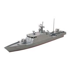 군함 목재 입체퍼즐 - 영공방 미사일 고속함 윤영하함